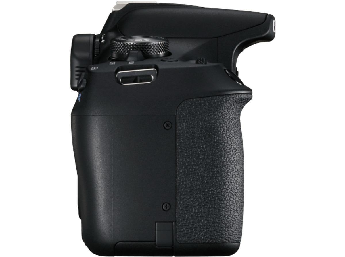 Bild 5 von CANON EOS 2000D Kit Spiegelreflexkamera, 24.1 Megapixel, Full HD, CMOS Sensor, Near Field Communication, WLAN, 18-55 mm Objektiv (EF-S, IS II), Autofokus, Schwarz