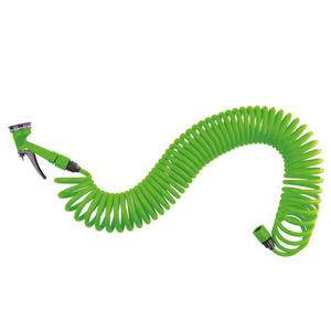 XXXL GARTENSCHLAUCH Kunststoff Grün