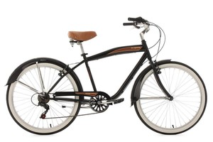 KS Cycling Beachcruiser 26'' Vintage