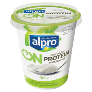 Alpro Soja-Quarkalternative Go On Natur 400g