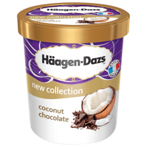 Häagen-Dazs Coconut Chocolate 460ML