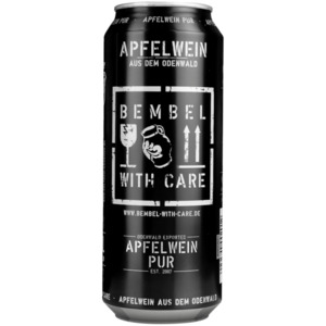 Bembel with Care Apfelwein Pur 0,5l