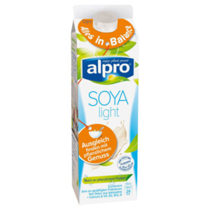 Alpro Soja-Drink Light Fresh 1l