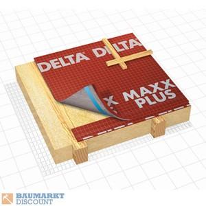 Schalungs- und Unterspannbahn Delta Maxx plus 1.5 x 50 m