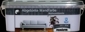 Primaster Wandfarbe Wohnambiente ,  flieder, 2,5 l