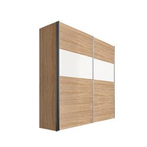 LIV'IN Kleiderschrank SYDNEY Sonoma Eiche Nachbildung ca. 200 x 216 x 68cm