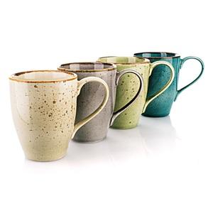 CREATable Tasse /Henkelbecher 300 ml NATURE COLLECTION Stone Grau