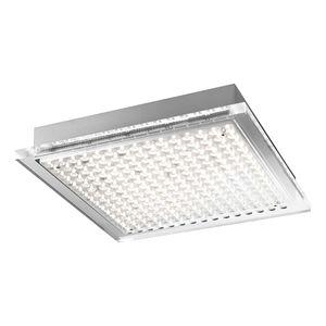 EEK A+, LED-Deckenleuchte Futura - Eisen - Silber, Paul Neuhaus