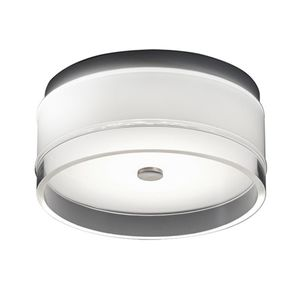 EEK A+, LED-Wandleuchte Yuma Metall - Weiß, Helestra