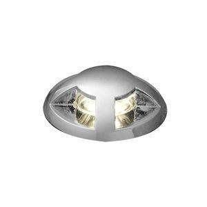 EEK A+, Aussenleuchte-Bodenspots Set 3tlg. Kunststoff - klares Glas, Konstsmide