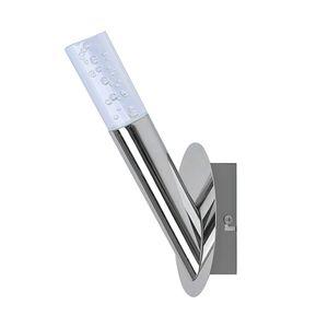 EEK A+, Wandleuchte MIDU - Metall/Kunststoff - 1-flammig, Wofi