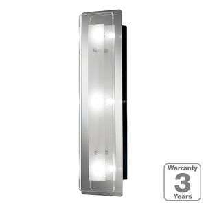 EEK A+, LED-Wandleuchte Lene - 3-flammig, Honsel