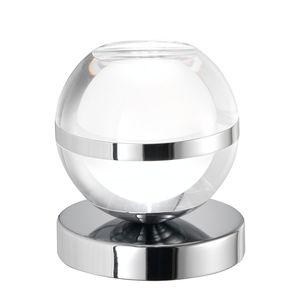 EEK A+, LED-Tischleuchte Fulton - Metall / Acrylglas - 1-flammig, Wofi