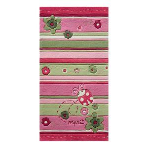 Teppich ESPRIT Ladybird - Rosa - 90 x 160 cm, Esprit Home