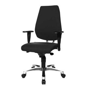 Bürodrehstuhl Sitness 30 - Top-Ergonomie - schwarz, Topstar