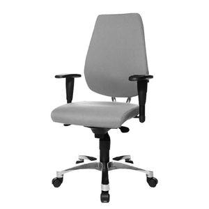Bürodrehstuhl Sitness 30 - Top-Ergonomie - grau meliert, Topstar