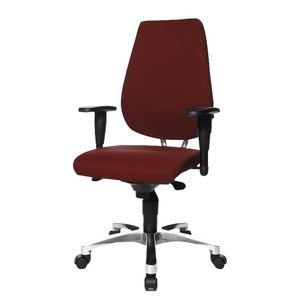 Bürodrehstuhl Sitness 30 - Top-Ergonomie - bordeaux, Topstar