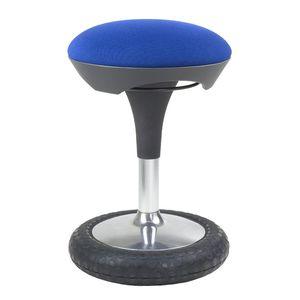 Bürohocker Sitness 20 - Webstoff - Blau, Topstar