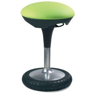 Bürohocker Sitness 20 - Webstoff - Grün, Topstar