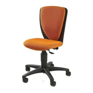 Kinderdrehstuhl High S´cool - orange, Topstar