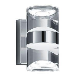 EEK A+, LED-Wandleuchte Brian - Acrylglas / Metall - 2, Trio