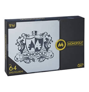 "Hasbro             Monopoly ""GOLD EDITION"""