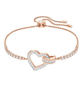 SWAROVSKI             Armband Lovely, 5368541, Crystal