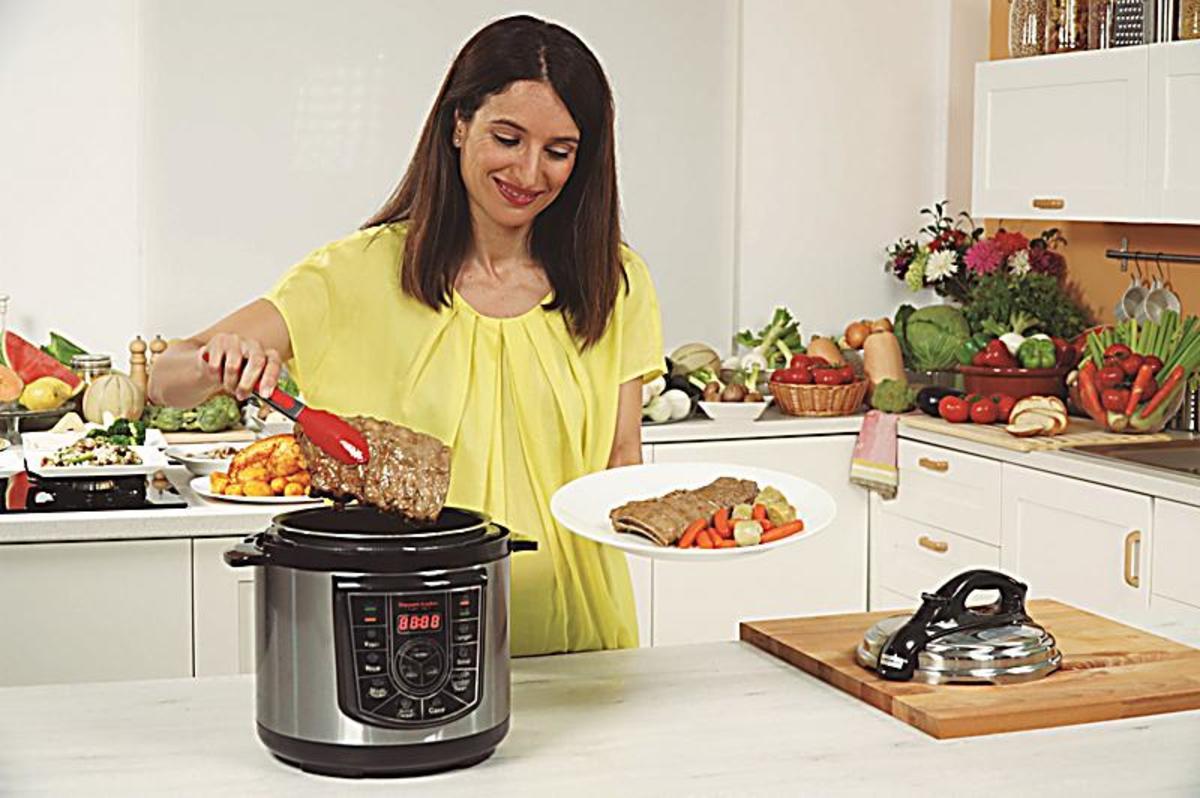 Bild 4 von Starlyf Pressure Cooker