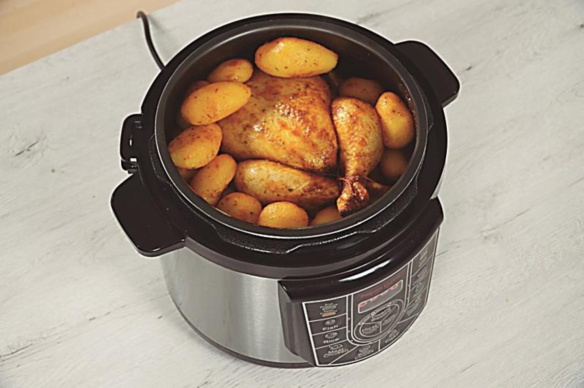 Bild 5 von Starlyf Pressure Cooker