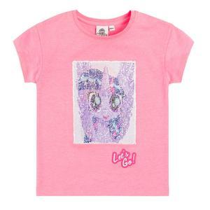 T-Shirt mit Wende-Pailletten My Little Pony