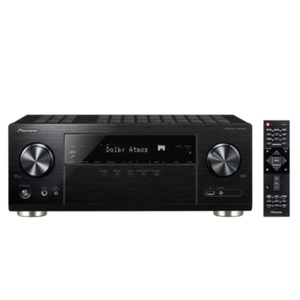 Pioneer VSX-932 7.2 AV Receiver 4K AirPlay DLNA WiFi BT Dolby Atmos Multiroom sw
