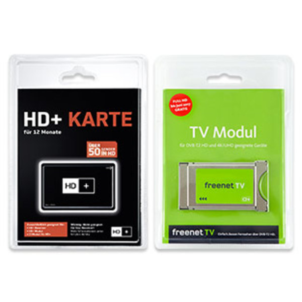 Dvb T2 Hd Karte.Hd Karte Fur 12 Monate Fernsehen In Brillanter Hd Qualitat Oder Freenet Tv Dvb T2 Hd Ci Modul Je