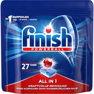 Finish Powerball All in 1 Geschirrspültabs 10.39 EUR/1 kg