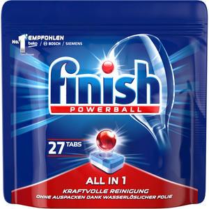 Finish Powerball All in 1 Geschirrspültabs 10.39 EUR/1 kg