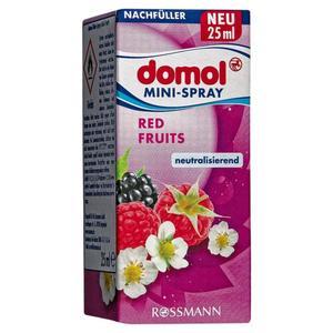 domol Domol Mini Spray Nachfüller Red Fruits 25 ml 3.56 EUR/100 ml