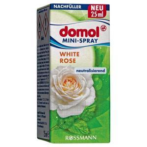domol Mini-Spray Nachfüller White Rose 3.56 EUR/100 ml