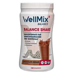 WellMix BALANCE Balance Shake Chocolate Dream 17.11 EUR/1 kg