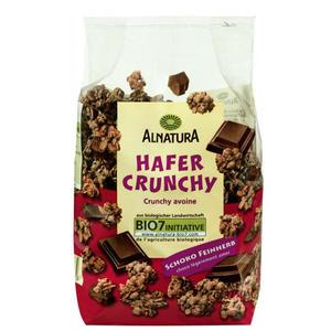 Alnatura Bio Hafer Crunchy Schoko feinherb 5.24 EUR/1 kg