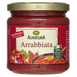 Alnatura Bio Arrabbiata Sauce 5.69 EUR/1 l