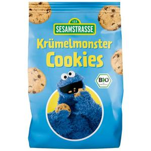 Sesamstraße Krümelmonster Cookies 1.33 EUR/100 g