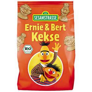 Sesamstraße Ernie & Bert Kekse 1.33 EUR/100 g