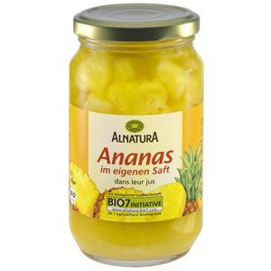 Alnatura Bio Ananas im Glas 0.74 EUR/100 g
