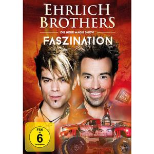 DVD Ehrlich Brothers ´´Faszination´´