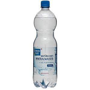 GENUSS PLUS Natürliches Mineralwasser