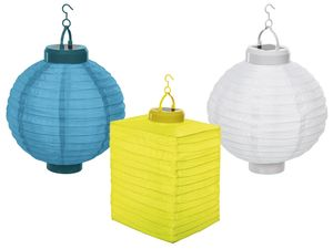 MELINERA® LED-Solar-Lampion