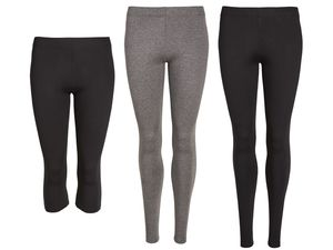 ESMARA® 2 Damen Leggings