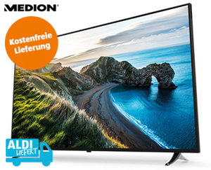 "MEDION® 163,8 cm (65"") Ultra HD Smart-TV MEDION® LIFE®  X165061"