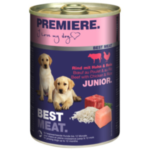 PREMIERE Best Meat Junior 6x400g
