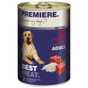 PREMIERE Best Meat Adult 6x400g