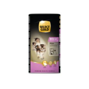 Select Gold Milk-Set Kitten inkl. Milchflasche & Löffel 300g
